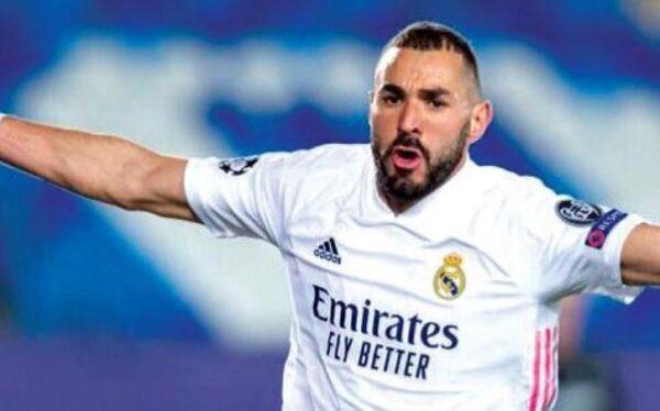 A bana: Benzema ya ci wa Madrid kwallaye 30